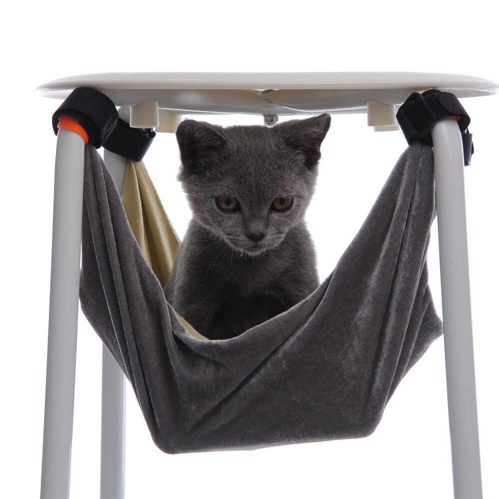 Hond Katten Carriers Zachte Warme Matten Bed Hangmat Opknoping Stoel - Producten voor huisdieren - Foto 5