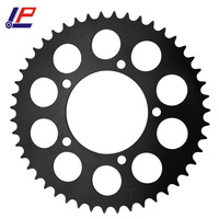 HIGH QUALITY REAR SPROCKETS 47T FIT FOR APRILIA Next 650 Ie Pegaso Strada Alloy Wheels2005