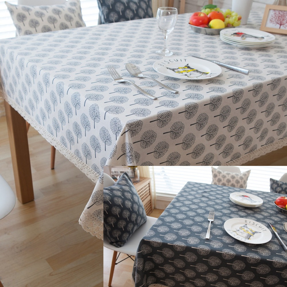 Online buy wholesale cotton tablecloth from china cotton for Where can i buy table linens