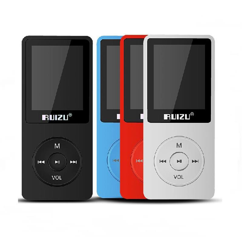 2017 New Arrive Ultrathin 4gb MP3 Player With 1 8 Inch Screen Can Play 80 hours