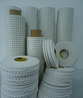 Free Shipping 3M Double Sided PE Foam Tape For Car Decoration Furniture Construction White Color 1