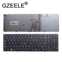 GZEELE новая клавиатура для ноутбука LENOVO V570 V575 Z570 Z575 B570 B570E V580 V580C B570G B575 B575E B590 B590A черный английский