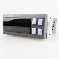 ZL 7801A ZL 7801C ZL 7801D ZL 7802A LED Display Digital Temperature And Humidity Controller