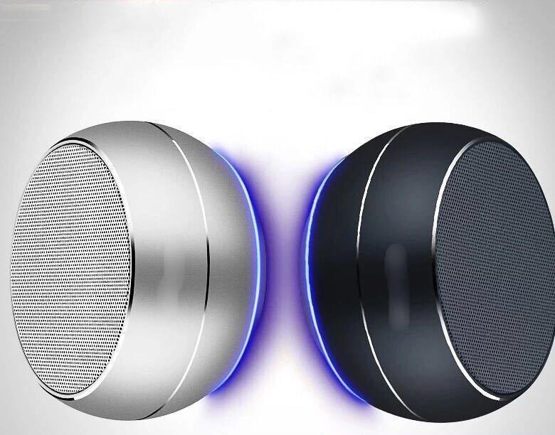 Свет Круг сабвуфер высокое качество звучания портативный мини R9 беспроводной bluetooth-динамик A9 bluetoothspeaker