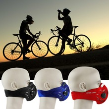 High Quality Anti Dust PM2.5 Haze Motorcycle Bicycle Cycling Bike Ski Half Face Mask Cover In Stock