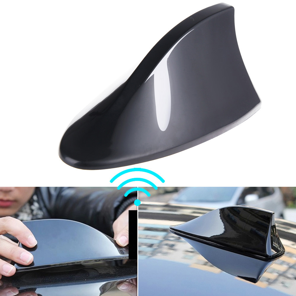 Rovtop-Car-Auto-Shark-Fin-Roof-Aerial-Base-Radio-Signal-Antennas-For-VW-BMW-Honda-Toyota (5)