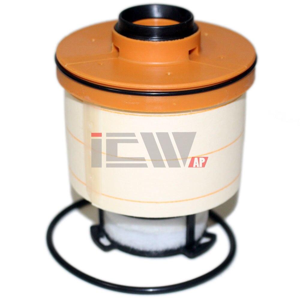 10 pcs lote kit diesel elemento filtrante 04