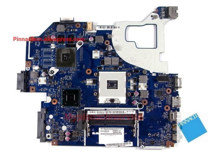 NBM5711001 Motherboard for Acer aspire E1-571 E1-571G V3-531G Q5WV1 LA-7912P