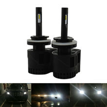 Car Bulb H15 Led Headlight Lamp High Bam with Daytime Running Lights for Audi A5/S5 BMW Mercedes Volkswagen Tiguan Golf Explorer