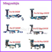Charging Port Flex Cable for Samsung Galaxy S6 S7 Edge S8 S9