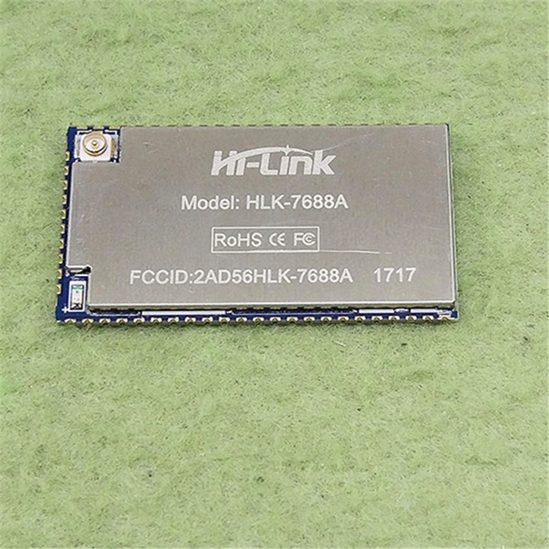 HLK-7688A Module MT7688AN Chip Supports Linux/OpenWrt Smart Devices and Cloud Services Applications bim and the cloud