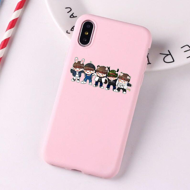 TXT TOMORROW X TOGETHER IPHONE CASE II (20 VARIAN)