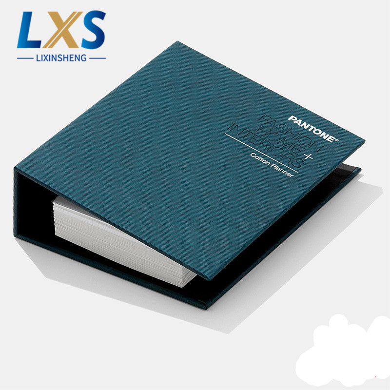 2310 couleurs PANTONE mode maison TCX nuancier FHIC300 100% coton puce Textile couleur planificateur
