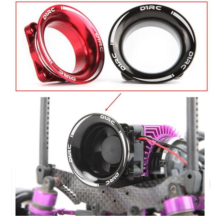 Metal ESC Cooling Fan Cover For 1//10 RC Drift Cars Tamiya Hpi SAKURA D3 D4 YD-2