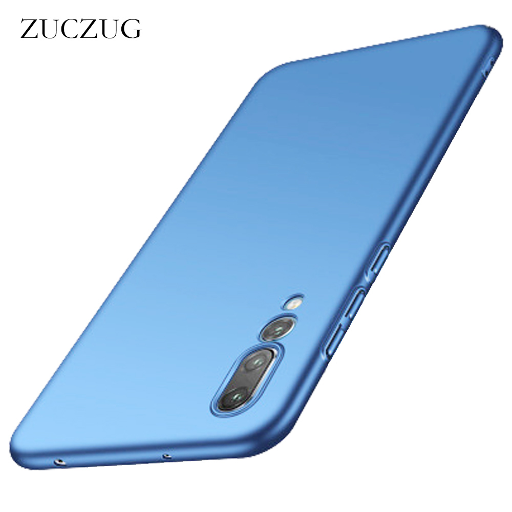 Matte case For Huawei P20 Pro P20 Lite mate 10 mate Pro mate 9 Pro Slim Colorful Frosted Matte Plastic hard Cover Case Cover