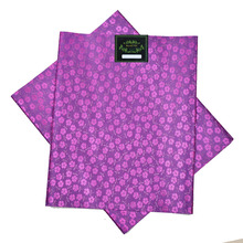 African SEGO HEADTIE Nigerian gele headtie 2pcs/set High Quality used for party Free shipping PURPLE SL-1439