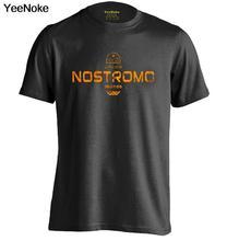 NOSTROMO Alien Aliens Scifi Tribute Mens & Womens Personalized T Shirt Cool T Shirt