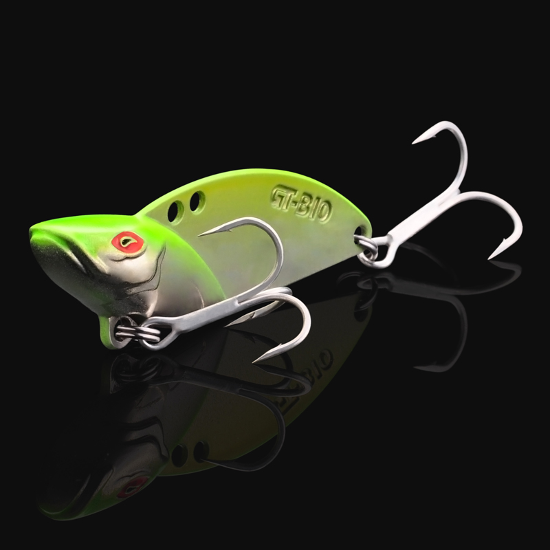Clown - paillette lure vib full