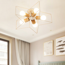 JAXLONG Modern LED Bedroom Ceiling Light Loft Decor Reading Bar Lamp Living Room Study Dining Room Ceiling Lights Hotel Hall Art цена