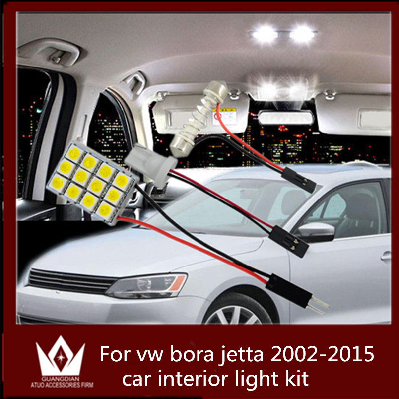 guang dian car led light interior light dome light vanity light trunk cargo t10 festoon for vw. Black Bedroom Furniture Sets. Home Design Ideas