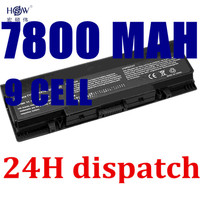 New 9 Cells Laptop Battery For Inspiron 1720 530s 1520 1521 Vostro1500 1700 GK479 FP282