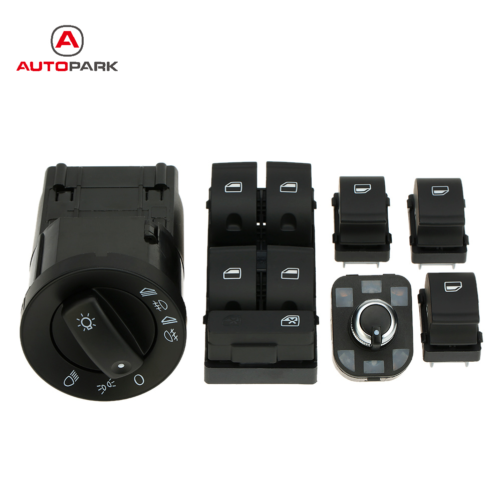 S6001 z 6pcs oem car style headlight control electric for Window master