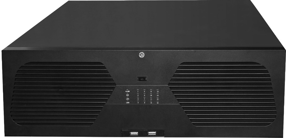 super 16HDD 128CH video input 16CH alarm input and output NVR Max support 16CH 1080P playback