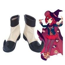 Danganronpa v3 Himiko Yumeno Cosplay Shoes Boots Custom Made