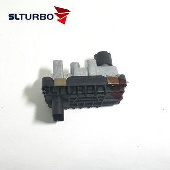 GT1749V For Ford Mondeo Jaguar X-Type 2.2 TDCi 125HP 130HP 155HP 6NW009206 752406 Turbo electronic actuator turbine 758226-5004S