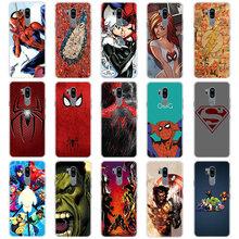 pretty nice ffe63 4bf9c Buy lg g6 marvel phone case and get free shipping on AliExpress.com