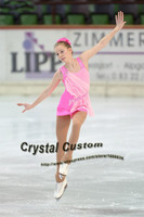 Ice Figure Skating Dress For Kids Fashion New Brand Figure Skating Dress For Competition DR3549