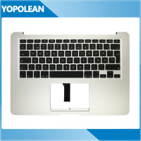 Original Sweden Swedish Standard Top Case Palmrest + Keyboard + Backlight For Macbook Air 13 A1466 2013 2014 2015