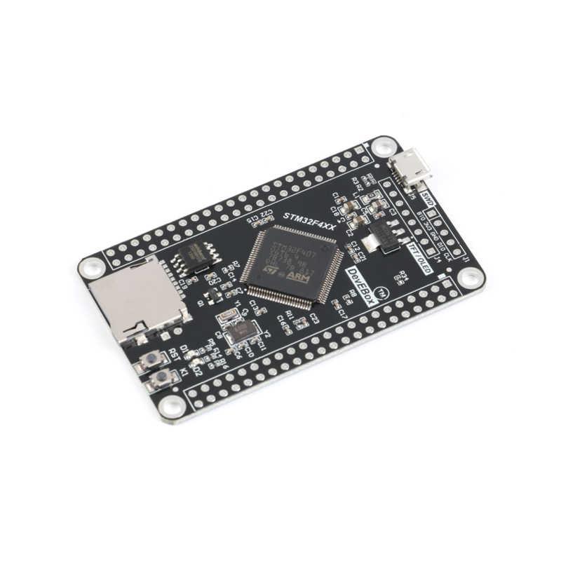 STM32F407VET6 STM32F407VGT6 開発ボード Cortex-M4 STM32 システム F407 シングルチップ学習ボード