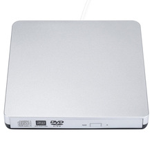 CD-ROM DVD-RW External USB Burner Drive Writer For PC Desktop Laptop Macbook