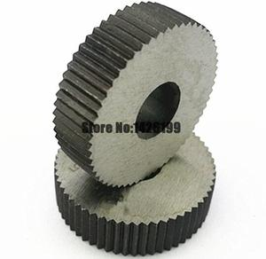Knurling-Roller Steel High-Speed Straight/diagonal 2PCS Coarse