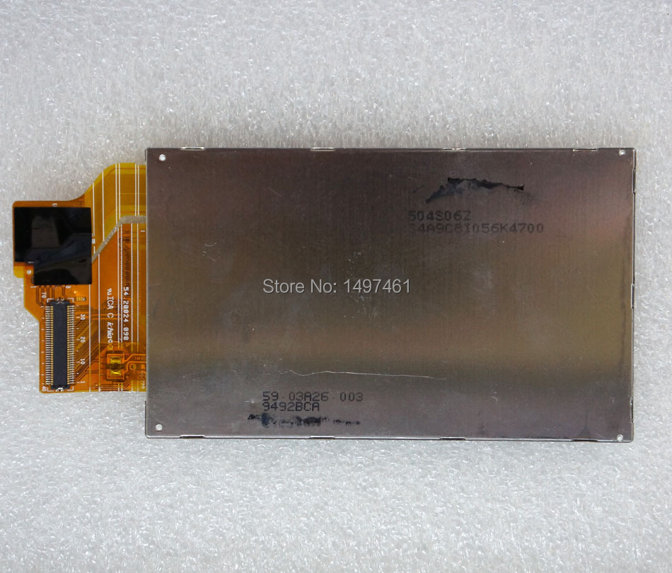 New touch LCD Screen Display for Samsung ST550 ST560 TL225 Camera With backlight