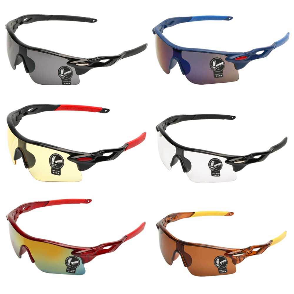 31bed56c45 New 9181 UV400 Anti-UV sunglasses Outdoor Sport Cycling Sunglasses Eyewear  Bike Bicycle Riding Glasses Goggles drop shipping