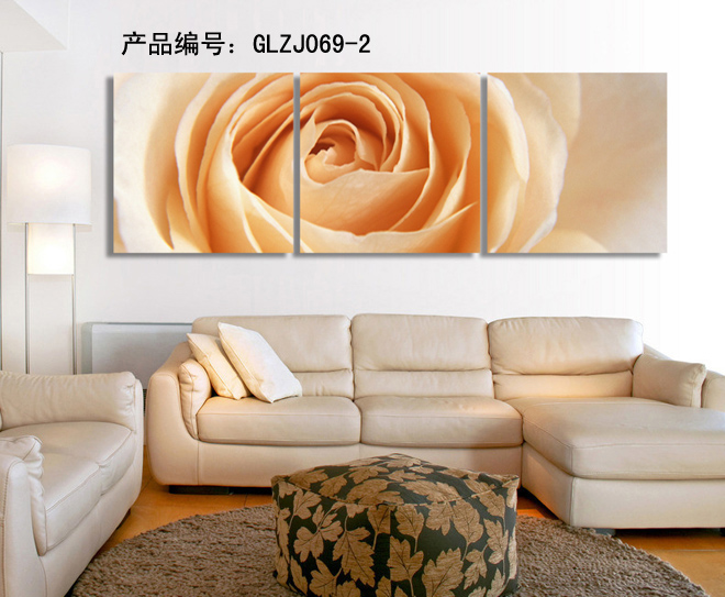 high end home decor.htm modular hd print artwork rose 3 peices home decor modern canvas  artwork rose 3 peices home decor modern
