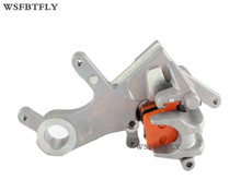 Big discount Motorcycle Rear Radial Brake Calipers Brake Pump For Honda CR125 / CR250 2002-2007 03 04 05 06  Metallic