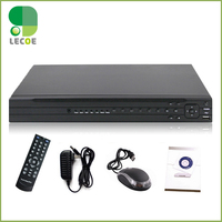 CCTV Network HD 2 Sata Interface NVR 16ch 960P 720p 8ch X1080P 4ch 3MP Video Recorder