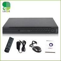 CCTV Network HD 2 Sata interface NVR 16ch 960P/720p 8ch x1080P 4ch 3MP Video Recorder NVR PC&Mobile View Onvif HDMI