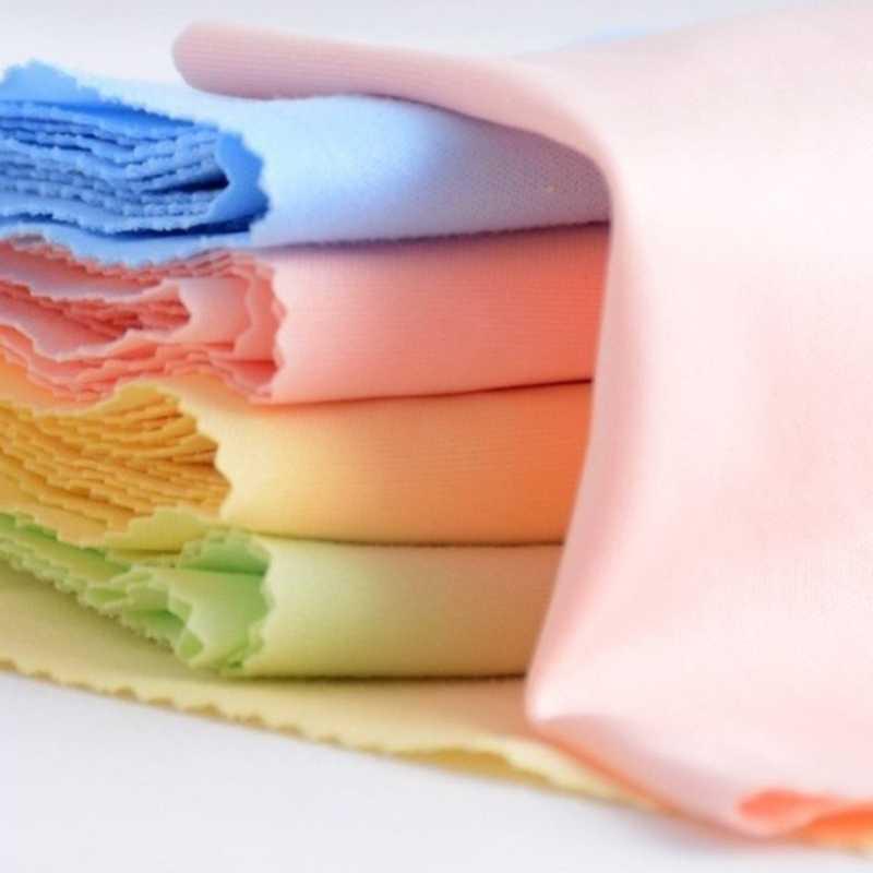 Sợi nhỏ Bụi Vải Làm Sạch Cho Màn Hình Điện Thoại Máy Ảnh Ống Kính Mắt Ống Kính 1 Mới