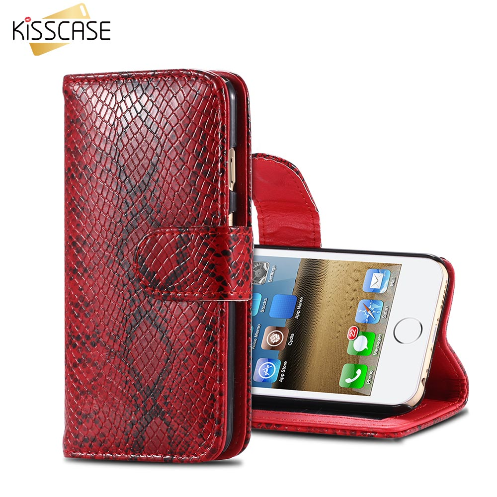 KISECASE Sexy Snake Pattern Phone Case For iPhone 6 7 6S
