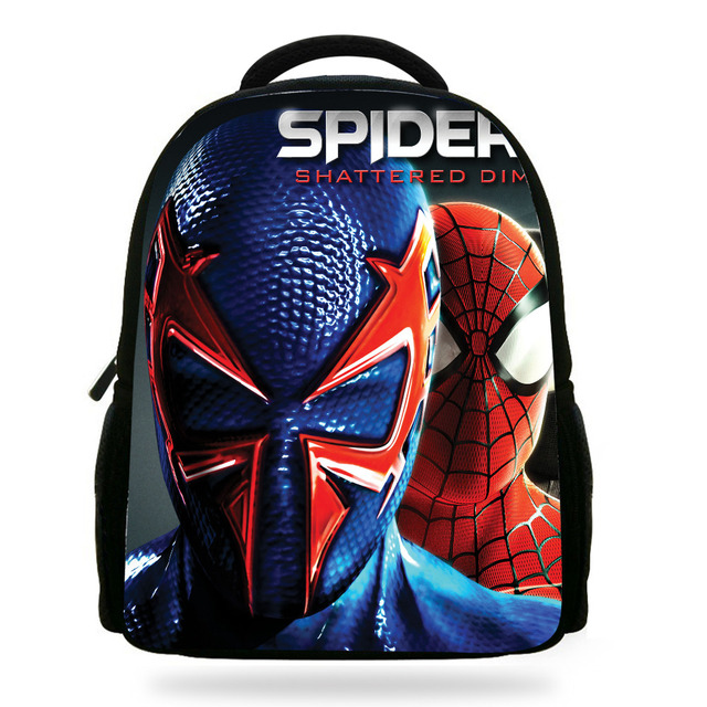 Super For Chidren Boys Spiderman Hero Backpack 14 Popular inch 6xqOnU4