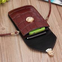 Osmond Small Gold Bags For Women Crocodile Leather Shoulder Bag Mini Crossbody Bags Female Handbag Clutch Purse Phone Pockets