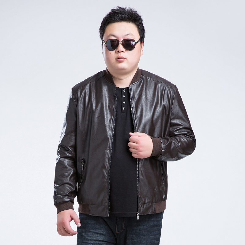 The Best Plus Size 9xl 8xl 7xl 6xl 5xl Winter Autumn Brand Pu Leather Jacket Men Motorcycle Leather Jackets Overcoat Jaqueta High Quality Good Taste