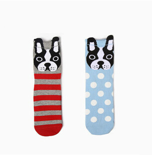 Adorable Dog Warm Socks Women Calcetines Mujer Women Brand Socks 10 Pair Chaussette Low Cut Cotton Sock Deodorant Meias Feminina
