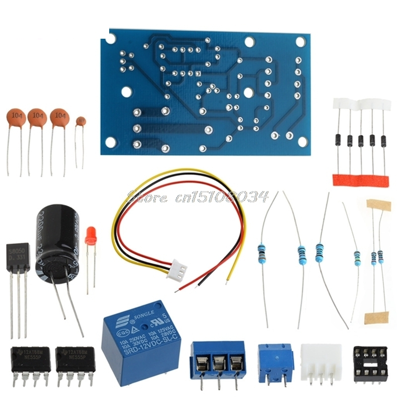 DIY Kit Water Liquid Level Controller Sensor Module Detection Switch 10A/250V S08 Drop ship салатник luminarc arty anis 16 5 см зеленый