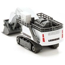 1: 87 R9800 шахтный экскаватор имитация сплава игрушка модель строительной машины