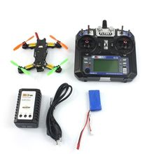 Tarot 2.4G 6CH RC Mini Racing TL130H1 CC3D Penerbangan untuk FPV Drone 130 RTF DIY Racing